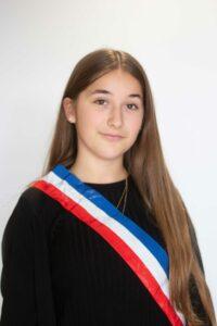 Clarisse Julien, membre du CMJ