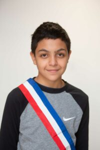 Hamza Haroua, membre du CMJ