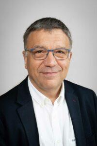 Sylvain Dubois, conseiller municipal