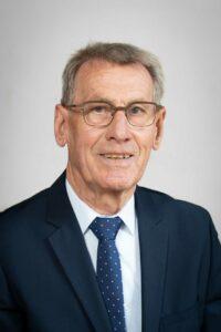 Claude Legouy, 4ème adjoint au maire
