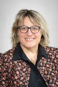 Murielle Wolski, 3ème adjointe au maire